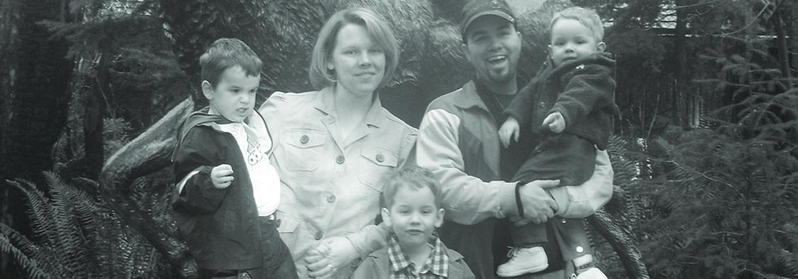 Guadamuz Family 2008