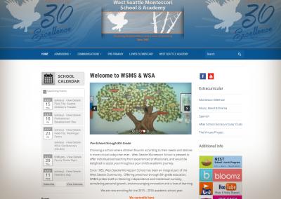 WSMS & WSA Website