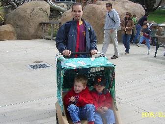 The San Francisco Zoo!