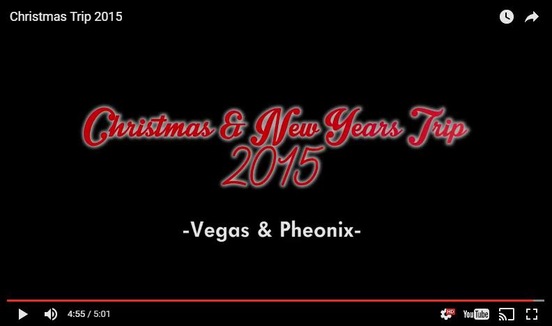 Christmas Trip 2015
